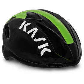 Kask Infinity Casco, black/green